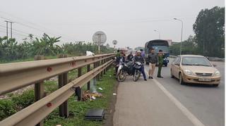 Nam Định: Hai vợ chồng bị tàu hỏa đâm tử vong khi đi qua đường sắt