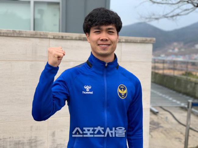 HLV Incheon chia sẻ tiền đạo Công Phượng cần thêm thời gian để hòa nhập với các đồng đội