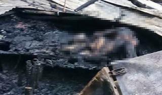 Tá hỏa phát hiện cụ bà 83 tuổi chết cháy sau khi đốt đám sậy gần nhà