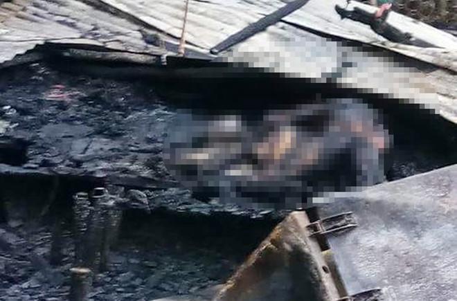 Phát hiện cụ bà 83 tuổi chết cháy sau khi đốt đám sậy gần nhà