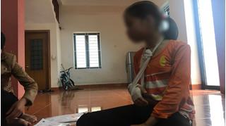 Đề nghị bắt giam bị can xâm hại bé gái 9 tuổi trong vườn chuối ở Hà Nội