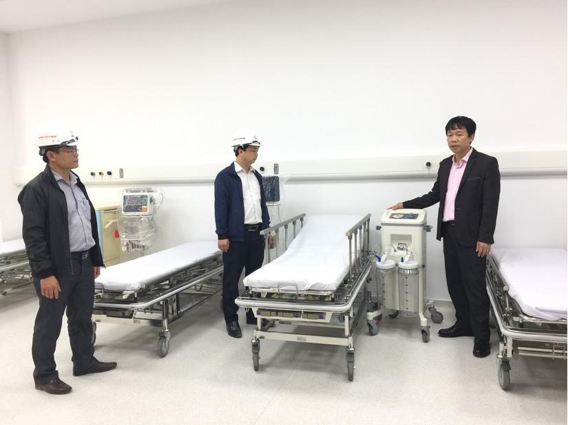 Bệnh viện Bạch Mai cơ sở 2 tại Hà Nam sẽ chính thức hoạt động từ ngày 25/3 3
