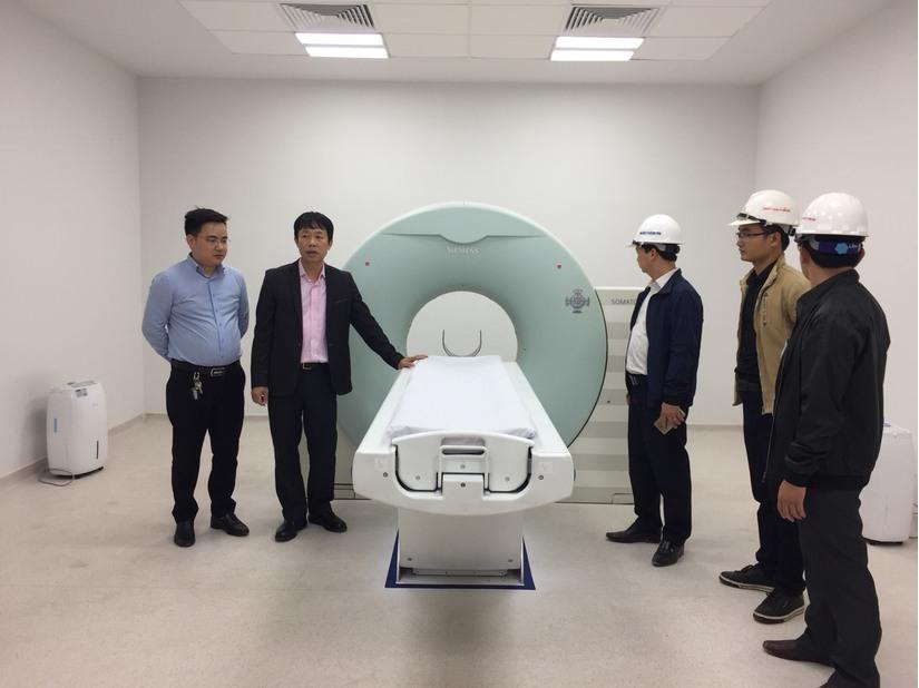 Bệnh viện Bạch Mai cơ sở 2 tại Hà Nam sẽ chính thức hoạt động từ ngày 25/3 4