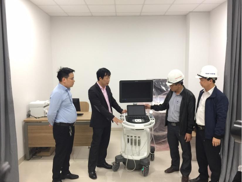 Bệnh viện Bạch Mai cơ sở 2 tại Hà Nam sẽ chính thức hoạt động từ ngày 25/3 5