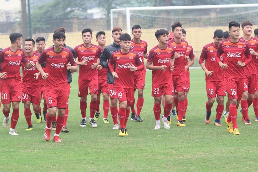 U23 Việt Nam có trận so tài thú vị với U23 Thái Lan