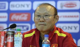 Thống kê ấn tượng về HLV Park Hang Seo với các đội tuyển Việt Nam