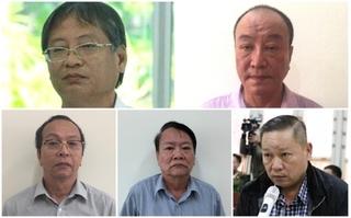 Ngoài cựu Phó Chủ tịch UBND TP Đà Nẵng, 4 cán bộ khác cũng bị khởi tố