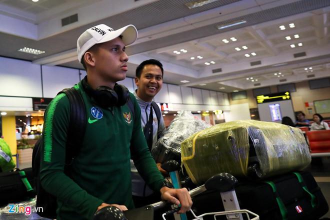 U23 Indonesia đến Việt Nam sớm, quyết hạ đội chủ nhà
