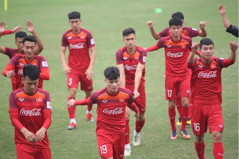 Đội tuyển U22 Việt Nam đón tin kém vui ở SEA Games 30