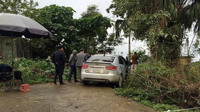 Hung thủ bắn người, cướp taxi ở Tuyên Quang cũng là lái xe taxi2