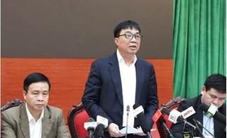 Giám đốc Sở GTVT TP.Hà Nội: 'Ít tiền thôi thì đi xe đạp...'