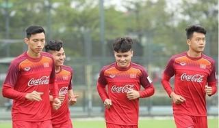 HLV Park Hang Seo chính thức chốt danh sách U23 Việt Nam dự U23 châu Á