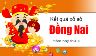 XSDN 10/4- Kết quả xổ số Miền Nam tỉnh Đồng Nai thứ 4 ngày 10/4/2019