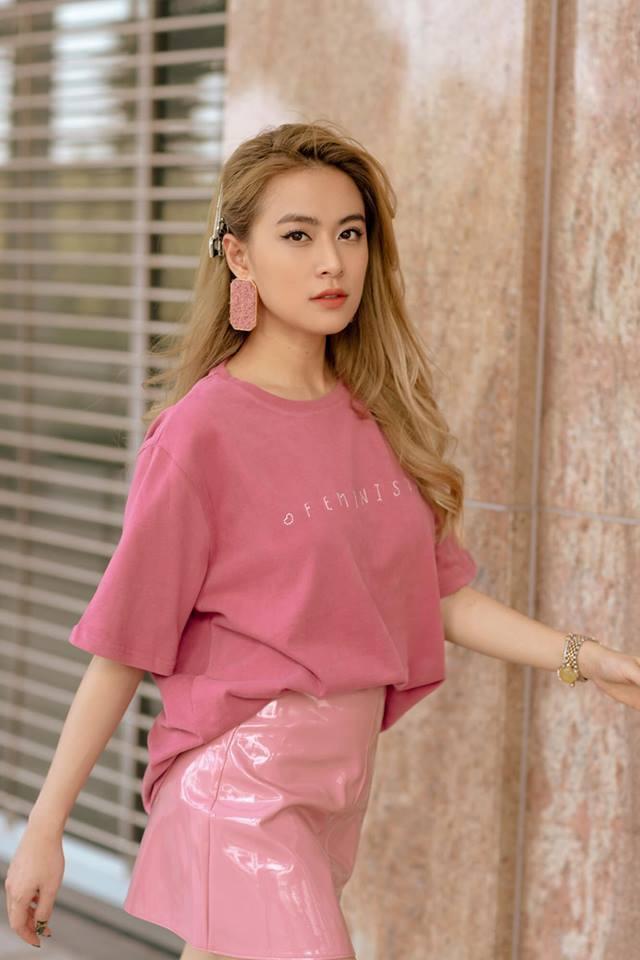 Hoàng Thùy Linh xinh đẹp sang chảnh không thể chê