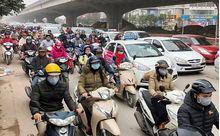 Hà Nội nối dài danh sách tuyến phố xem xét cấm xe máy hoàn toàn