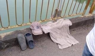 Nghệ An: Người đàn ông bỏ lại tư trang bất ngờ gieo mình xuống sông tự vẫn
