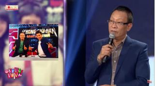 MC Lại Văn Sâm kể về quãng thời gian thất nghiệp, phụ mẹ buôn bán
