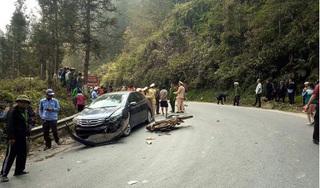 Vụ bắt vạ 400 triệu sau tai nạn: UBND huyện khẳng định tài xế tự nguyện nộp tiền