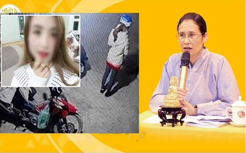 Mẹ nữ sinh giao gà: Bà Phật tử chùa Ba Vàng phải xin lỗi vong linh con tôi