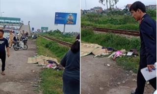 Lại xảy ra tai nạn đường sắt nghiêm trọng ở Hải Dương, 2 phụ nữ tử vong
