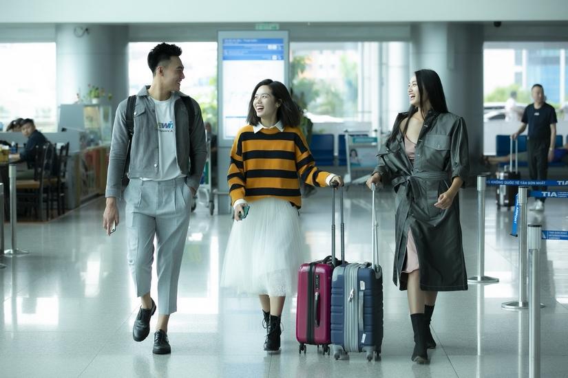 Top 3 The Face Vietnam 2018 tham dự Soeul Fashion Week