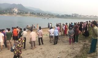 Chùm ảnh hiện trường nơi 8 học sinh tử vong vì đuối nước tại Hòa Bình