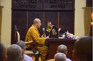 Trụ trì chùa Ba Vàng xác nhận có giải vong báo oán, 'chỉ có đức Phật mới giải được'