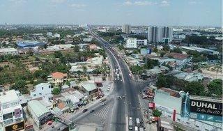 Thông tin Thuận An lên thành phố khiến đất nền