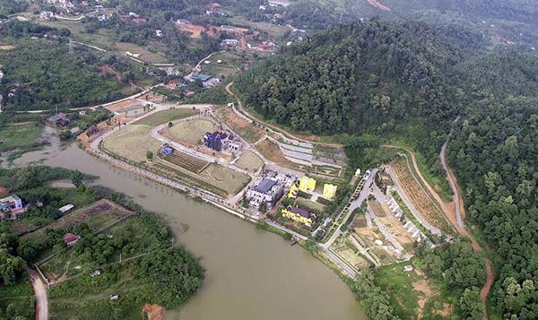 Kết luận thanh tra về đất rừng ở Sóc Sơn, nhà Mỹ Linh bị bỏ quên?