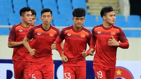 U22 Việt Nam sẽ giành chiến thắng đậm trước Brunei