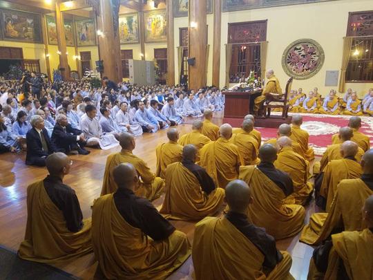 Vụ truyền bá vong báo oán tại chùa Ba Vàng: Từng bị yêu cầu chấm dứt 4 năm trước