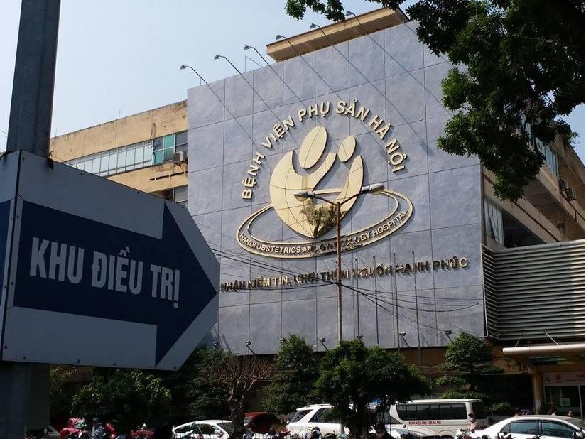 Bệnh viện Phụ sản Hà Nội bị tố bán thông tin sản phụ: Lãnh đạo BV nói gì?
