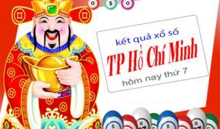 XSHCM 30/3- Kết quả xổ số miền nam TP Hồ Chí Minh thứ 7 ngày 30/3/2019