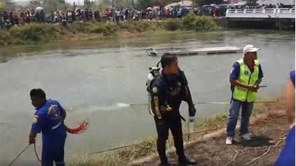 Danh tính và số hộ chiếu của 5 lao động Việt tử nạn ở Thái Lan