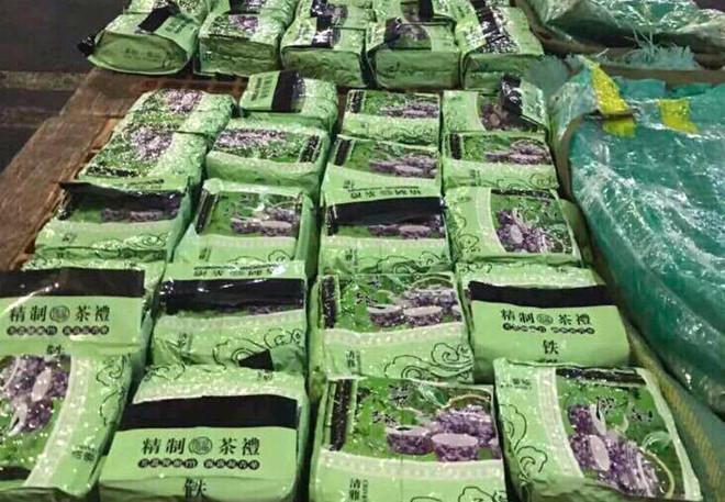 Bắt quả tang gần 300 cân ma túy đá từ Việt Nam đi Philippines