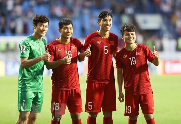 đội hình U23 Việt Nam quyết đấu Indonesia