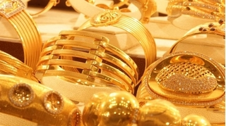 Giá vàng hôm nay 11/10: Vàng thế giới quay đầu giảm mạnh
