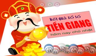 XSTG 24/5 - Kết quả xổ số Tiền Giang hôm nay chủ nhật ngày 24/5/2020