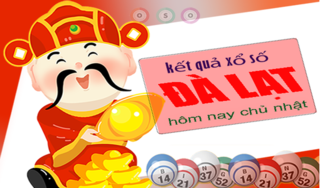 XSDL 24/3 - Kết quả xổ số Miền Nam tỉnh Đà Lạt chủ nhật ngày 24/3/2019