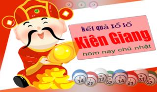 XSKG 1/3- Kết quả xổ số Kiên Giang chủ nhật ngày 1/3/2020