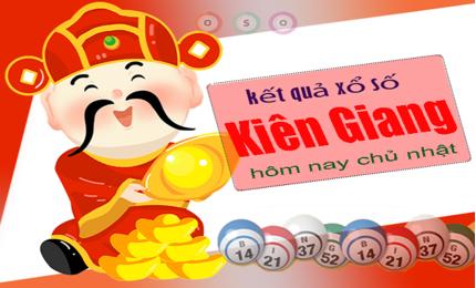 XSKG 5/7- Kết quả xổ số Kiên Giang hôm nay chủ nhật ngày 5/7/2020
