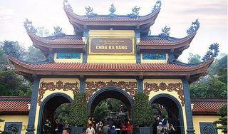 Hàng trăm bài viết 'gọi vong' và số tài khoản trên website chùa Ba Vàng biến mất
