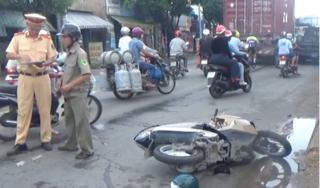 Tin tức TNGT ngày 25/3/2019: Xe tải lấn làn Innova, 6 người thương vong