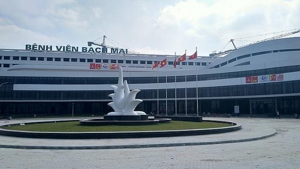 Từ hôm nay (25/3), Bệnh viện Bạch Mai cơ sở 2 chính thức hoạt động