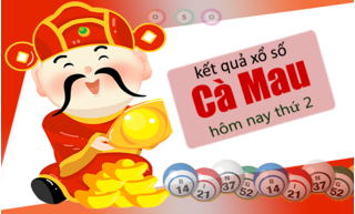 XSCM 1/6 - Kết quả xổ số Cà Mau hôm nay thứ 2 ngày 1/6/2020