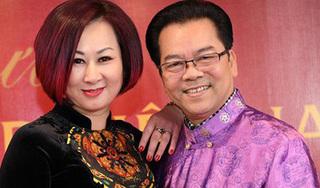 NSND Trần Nhượng chia tay vợ kém 23 tuổi sau 9 năm chung sống