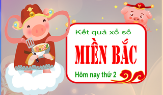 XSMB 1/6 - Kết quả xổ số miền Bắc hôm nay thứ 2 ngày 1/6/2020