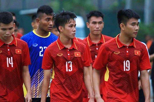 U19 Việt Nam để Thái Lan cầm hòa ở U19 quốc tế