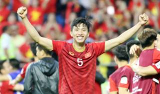 Đoàn Văn Hậu: 'Chúng tôi sẽ đánh bại Thái Lan và giành vé dự VCK U23 châu Á'