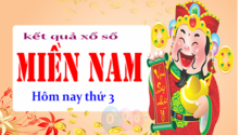 XSMN 21/5 - Kết quả xổ số Miền Nam hôm nay thứ 3 ngày 21/5/2019 - KQXSMN 21/5